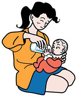 母乳を続けたいけど不足しているとき